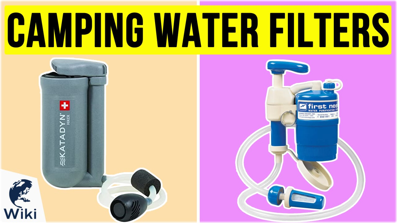 10 Best Camping Water Filters
