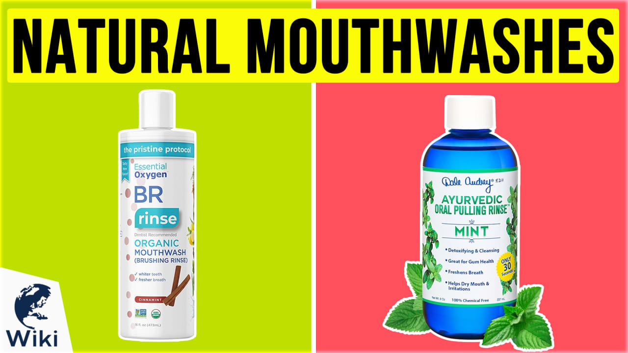 10 Best Natural Mouthwashes