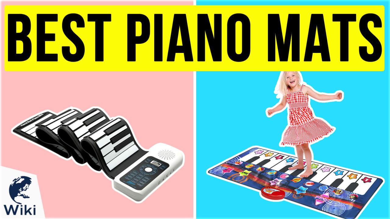10 Best Piano Mats