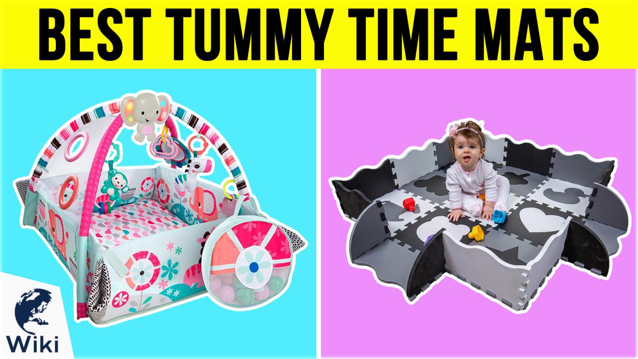 10 Best Tummy Time Mats