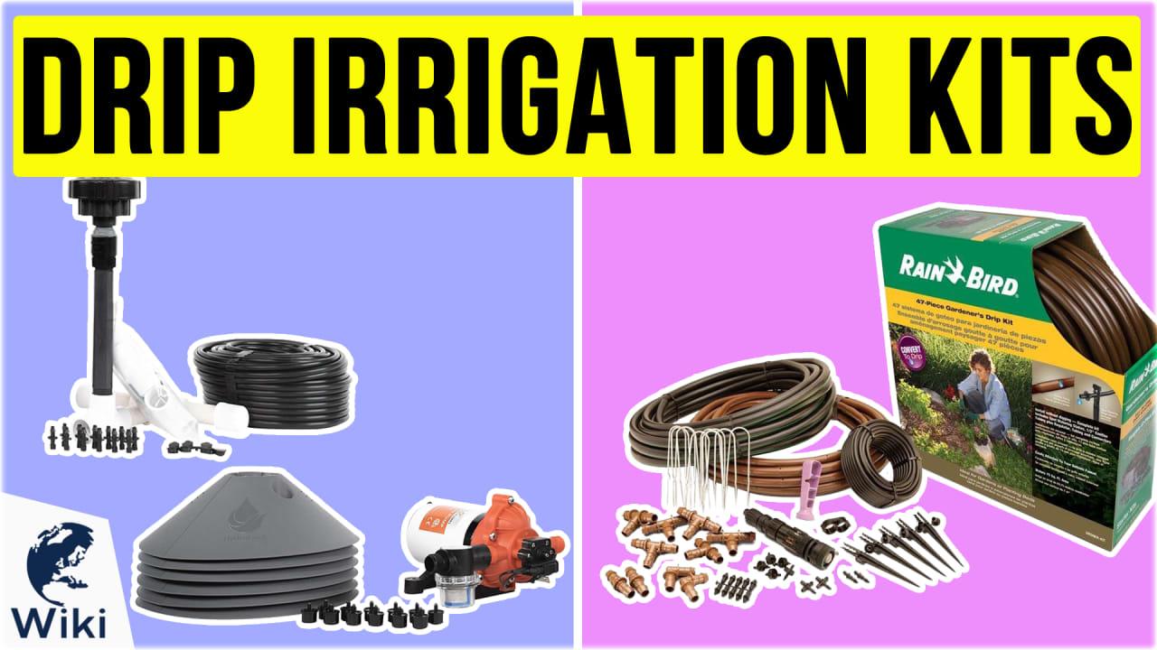 10 Best Drip Irrigation Kits