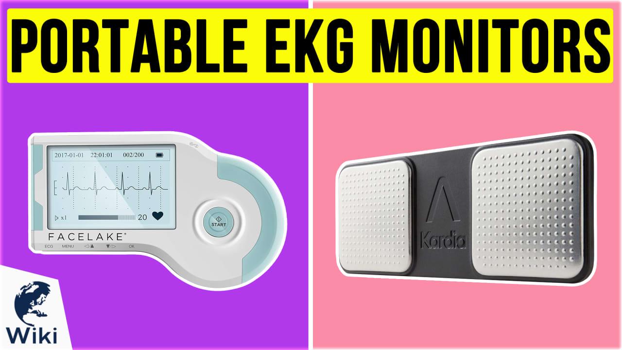 8 Best Portable EKG monitors