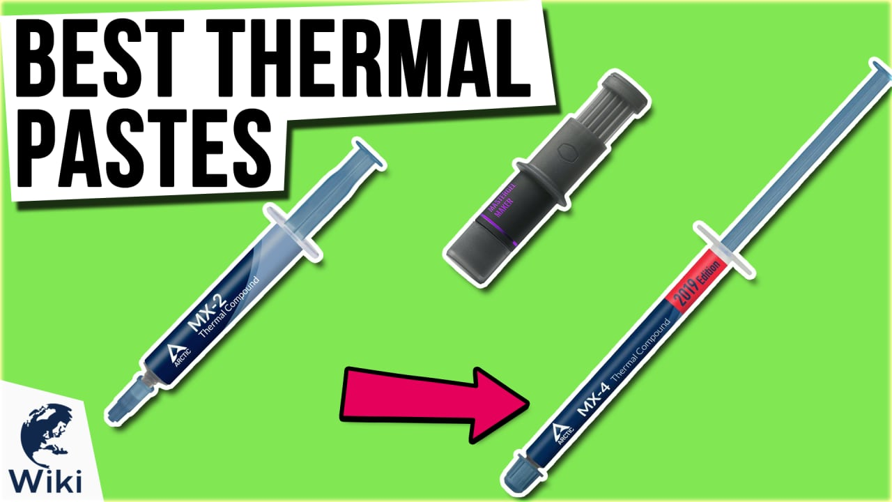 10 Best Thermal Pastes