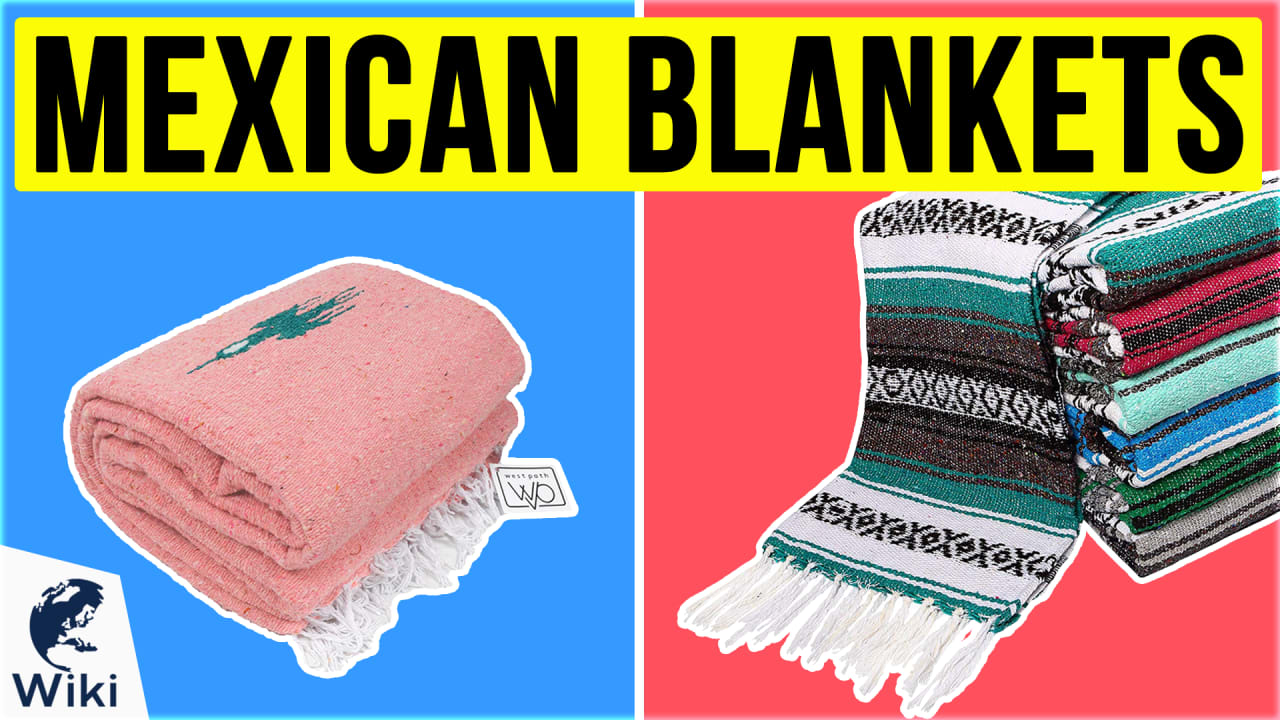 10 Best Mexican Blankets