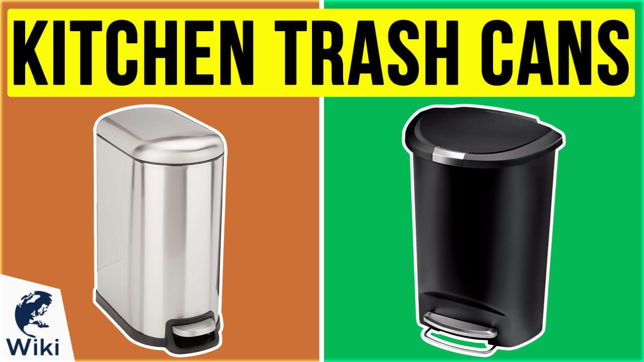 10 Best Kitchen Trash Cans