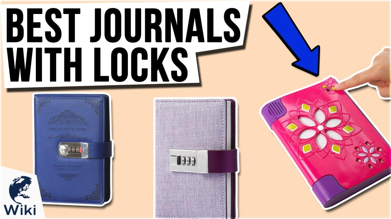 10 Best Journals With Locks