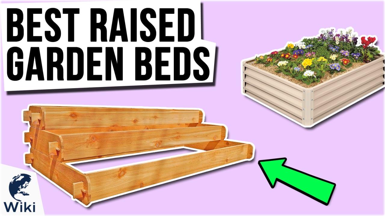10 Best Raised Garden Beds