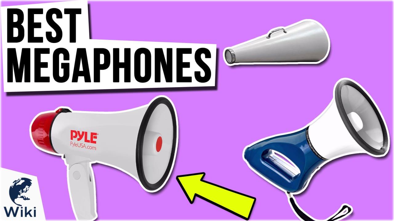8 Best Megaphones