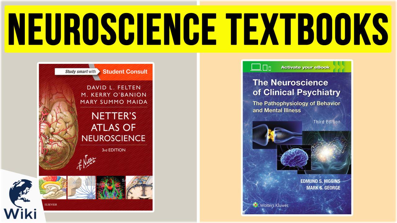 10 Best Neuroscience Textbooks