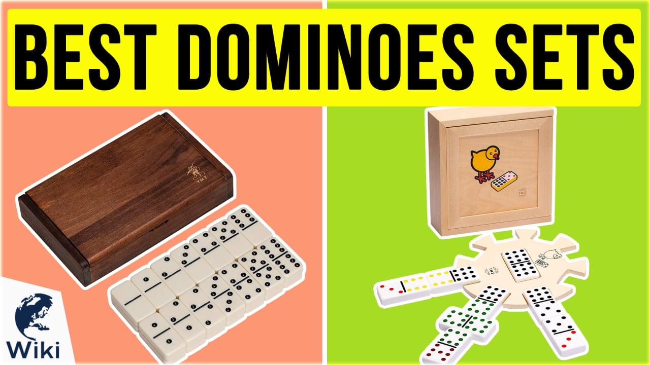10 Best Dominoes Sets