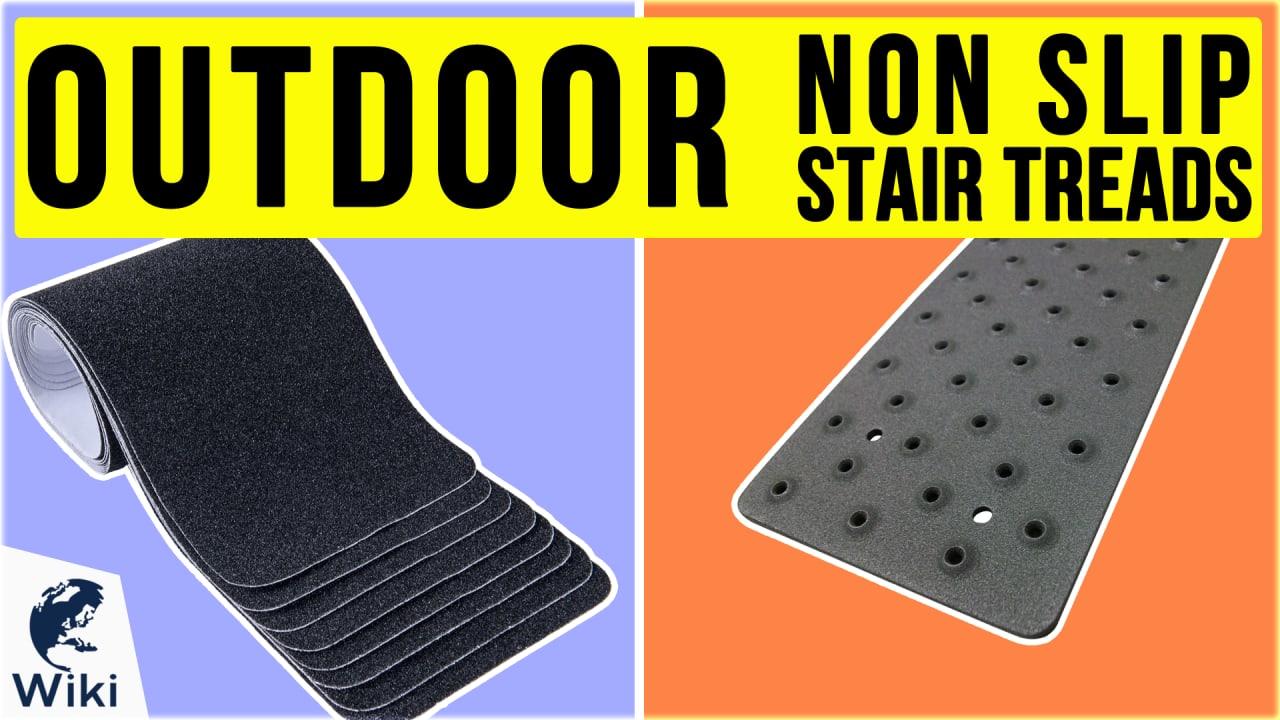 10 Best Outdoor Non Slip Stair Treads