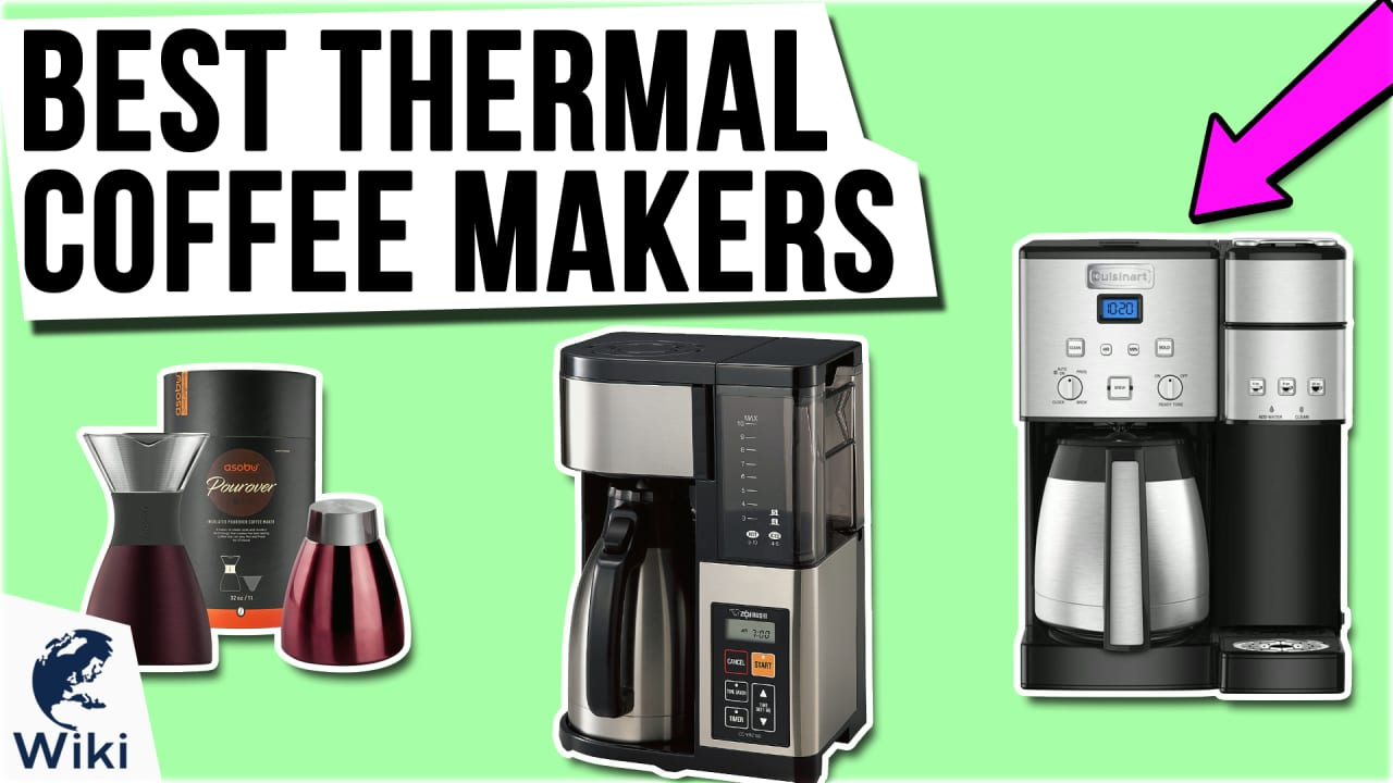 10 Best Thermal Coffee Makers
