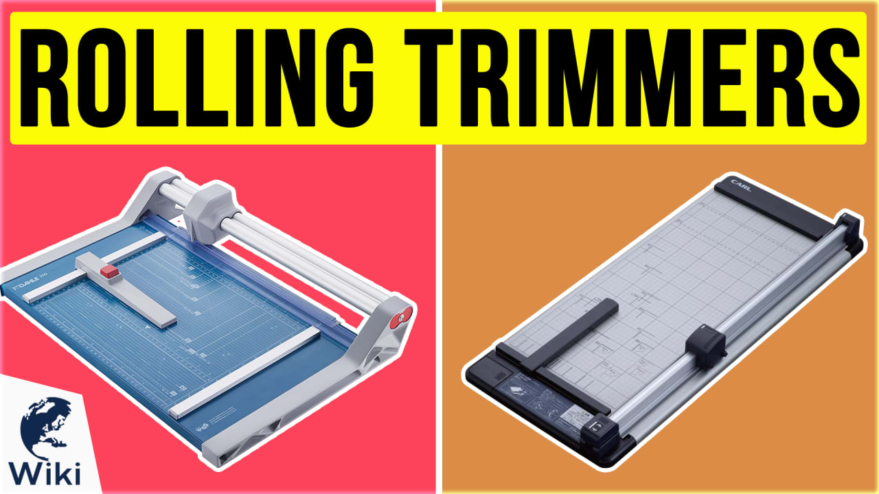 10 Best Rolling Trimmers