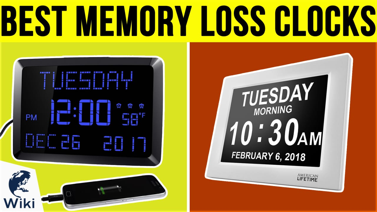 9 Best Memory Loss Clocks