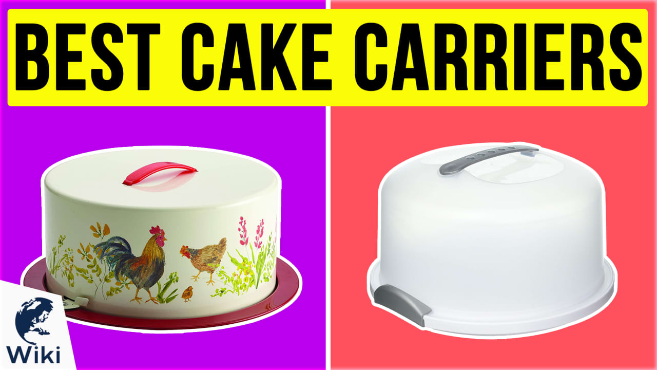 10 Best Cake Carriers