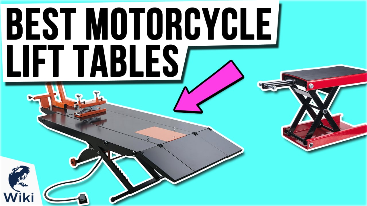 7 Best Motorcycle Lift Tables