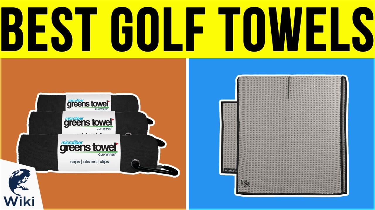 10 Best Golf Towels