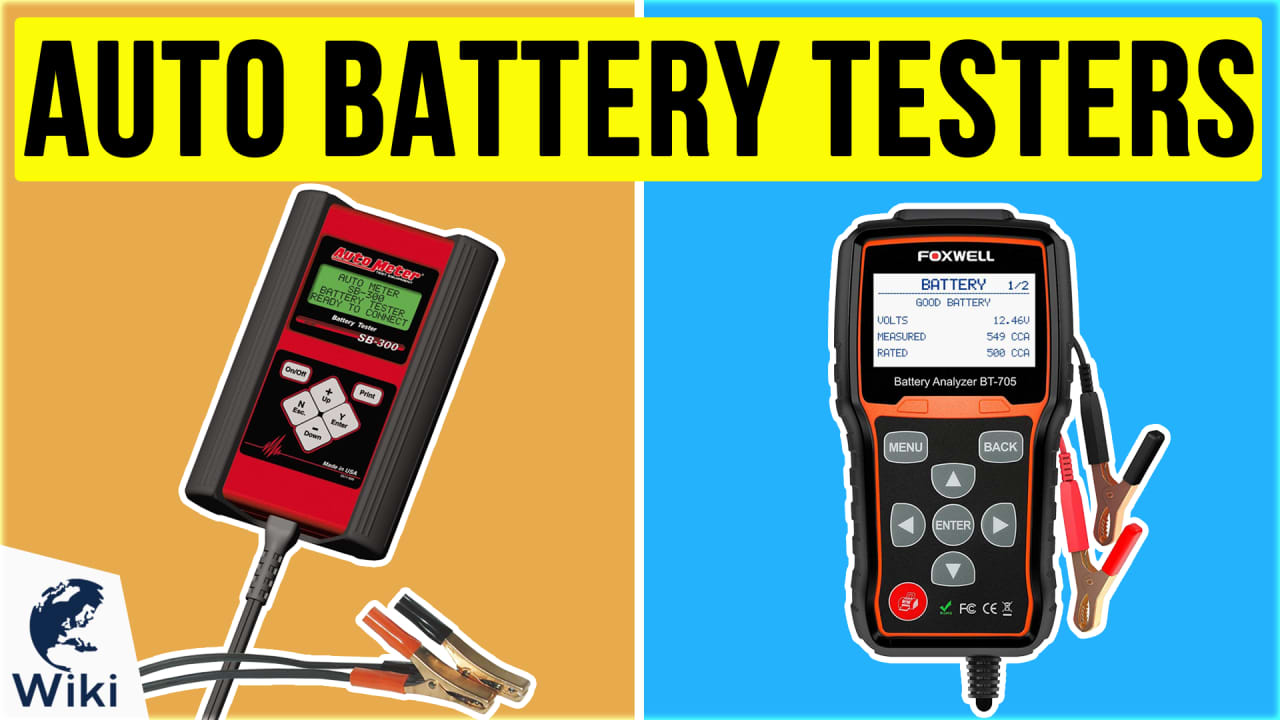 9 Best Auto Battery Testers