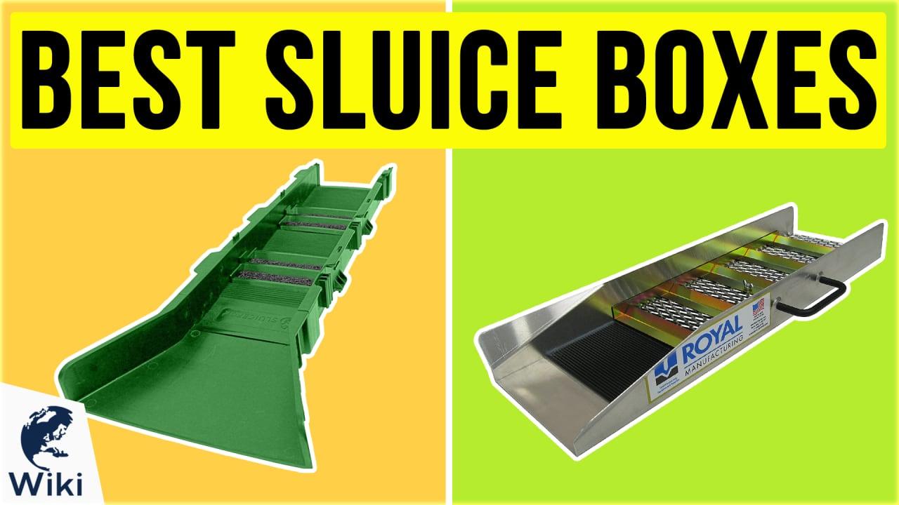 7 Best Sluice Boxes