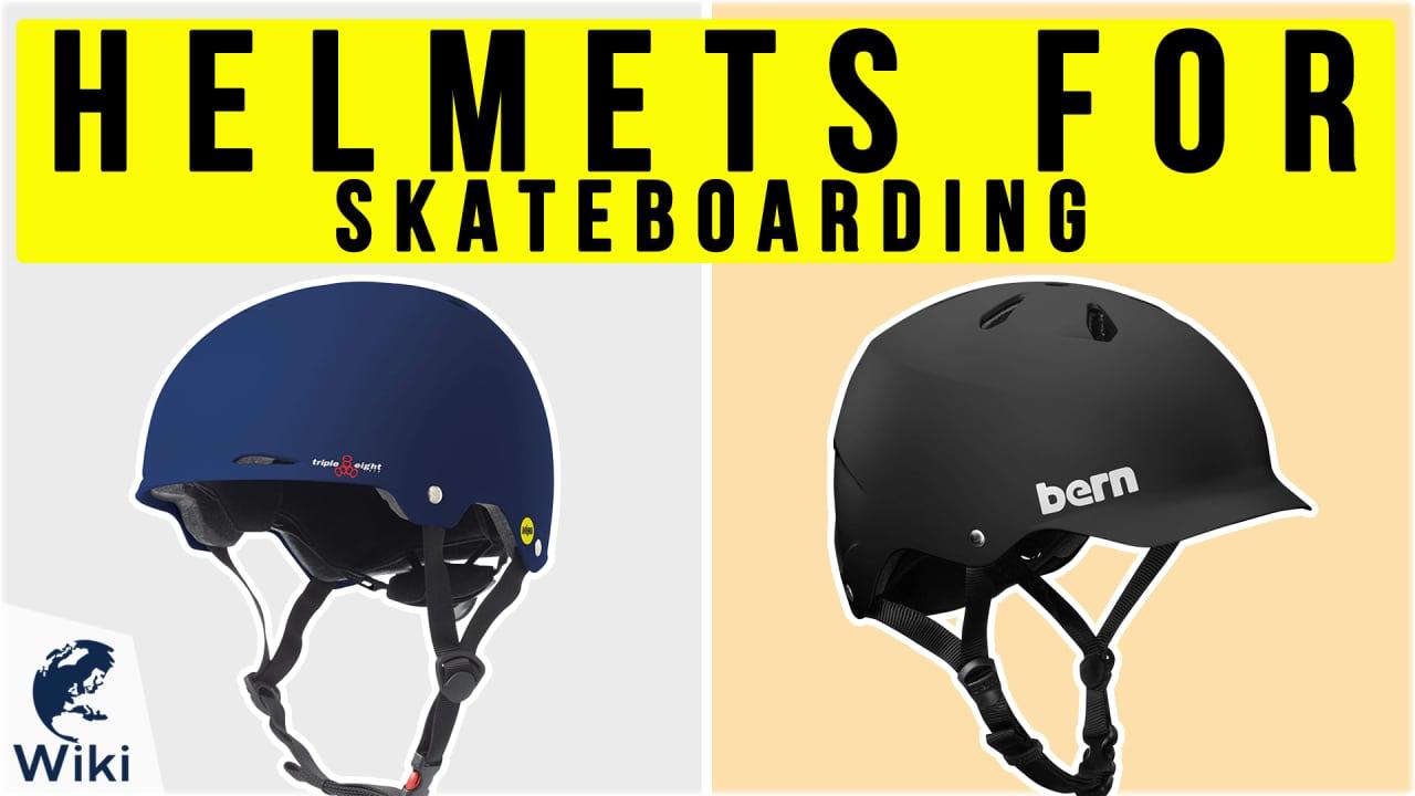 10 Best Helmets For Skateboarding