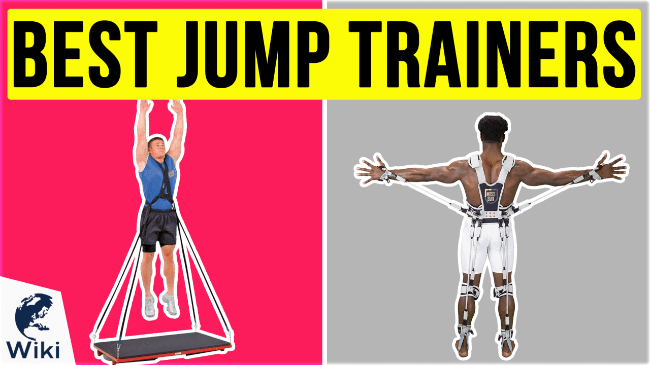 10 Best Jump Trainers
