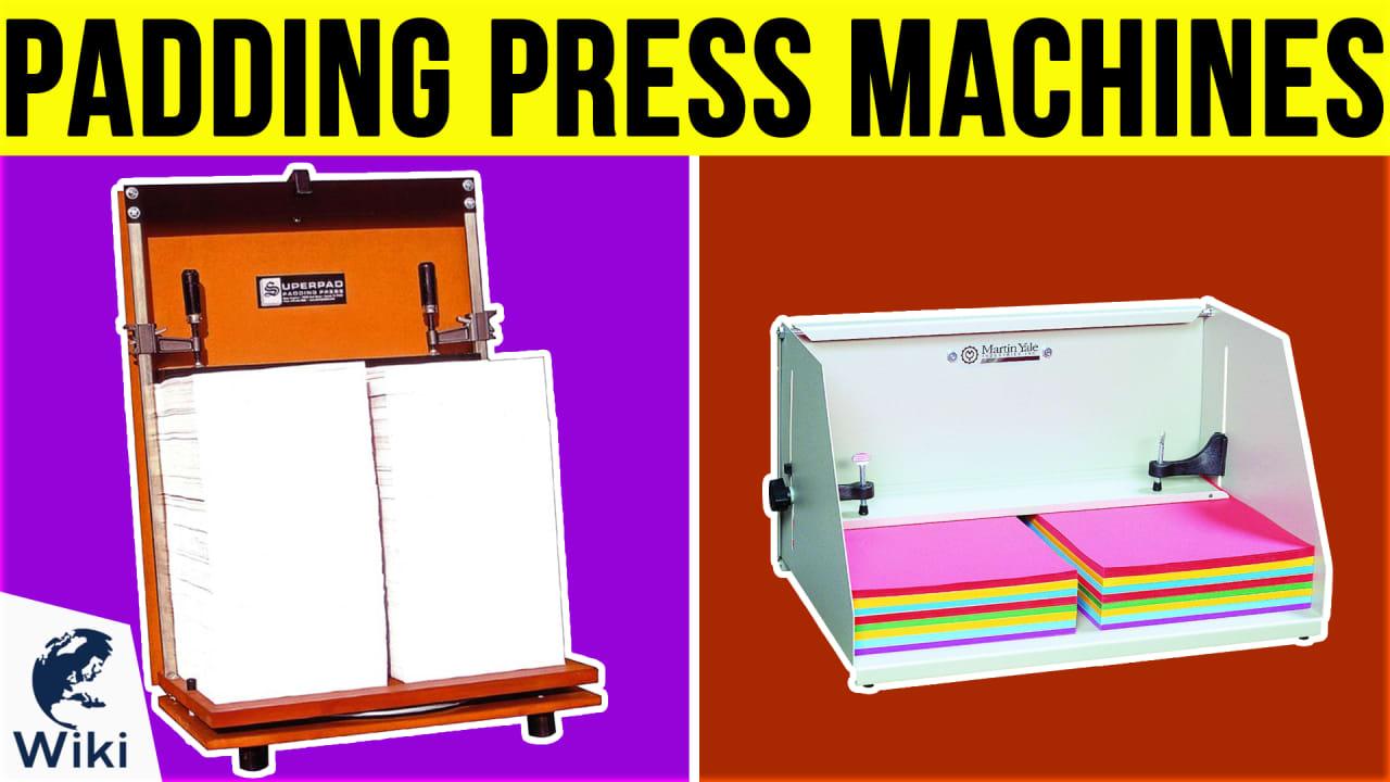 6 Best Padding Press Machines