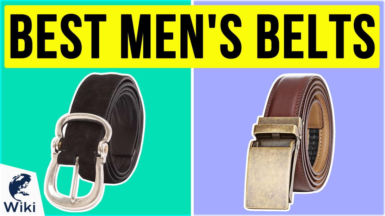 10 Best Men's Belts