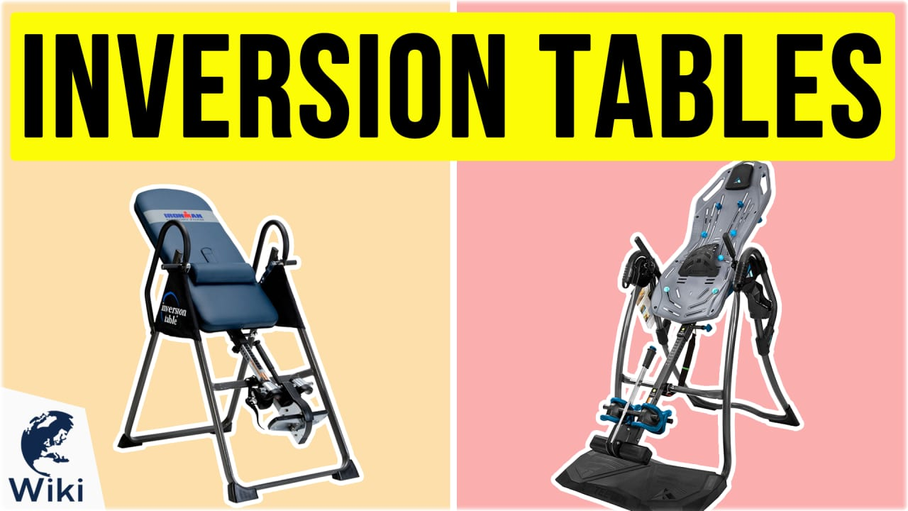 10 Best Inversion Tables