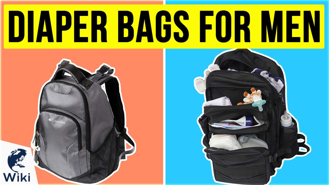 10 Best Diaper Bags For Men