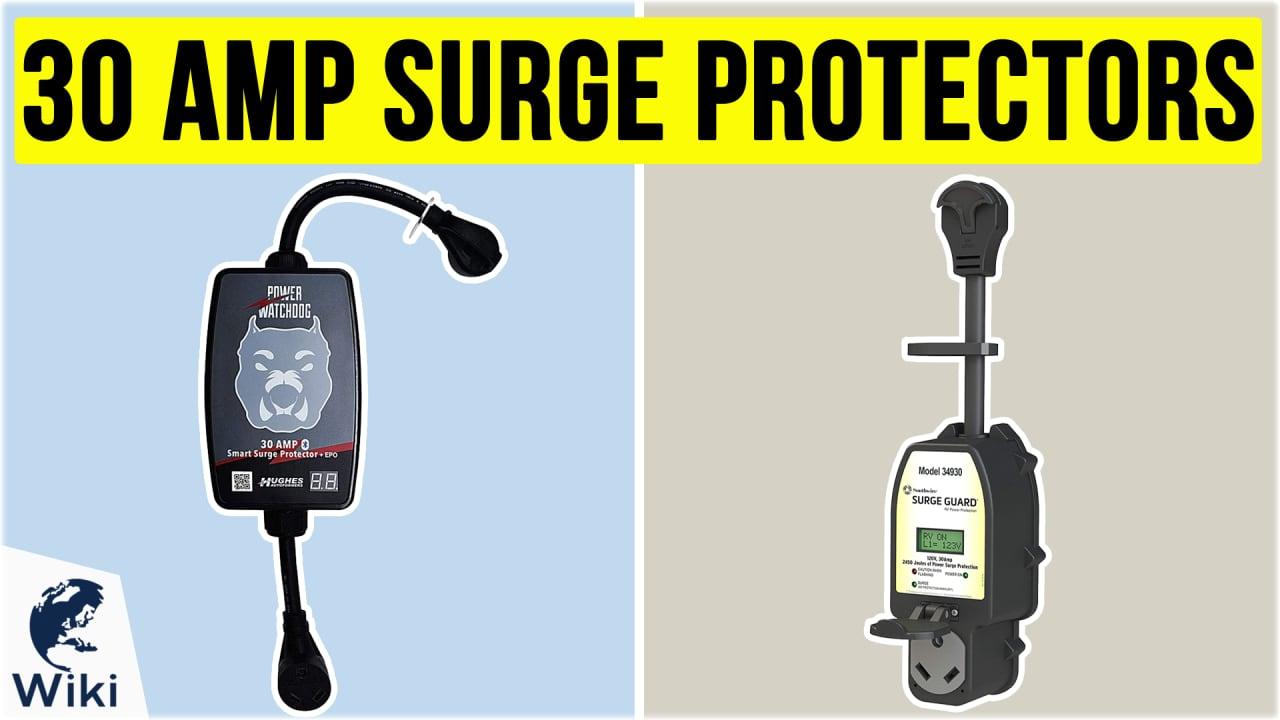 8 Best 30 Amp Surge Protectors
