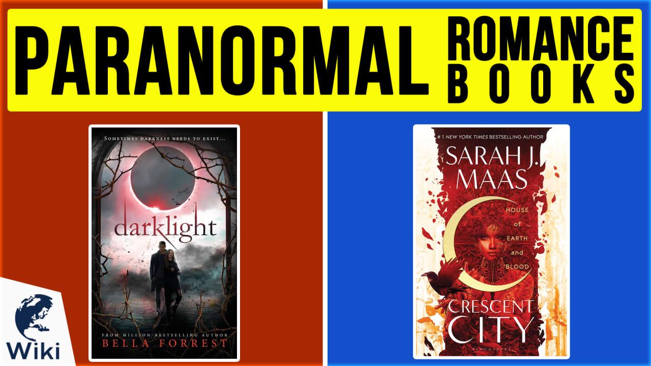 10 Best Paranormal Romance Books