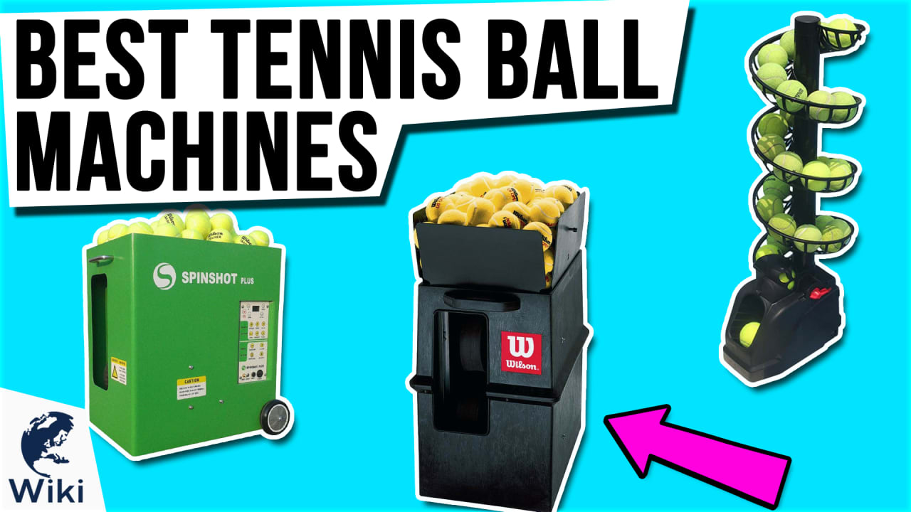 10 Best Tennis Ball Machines
