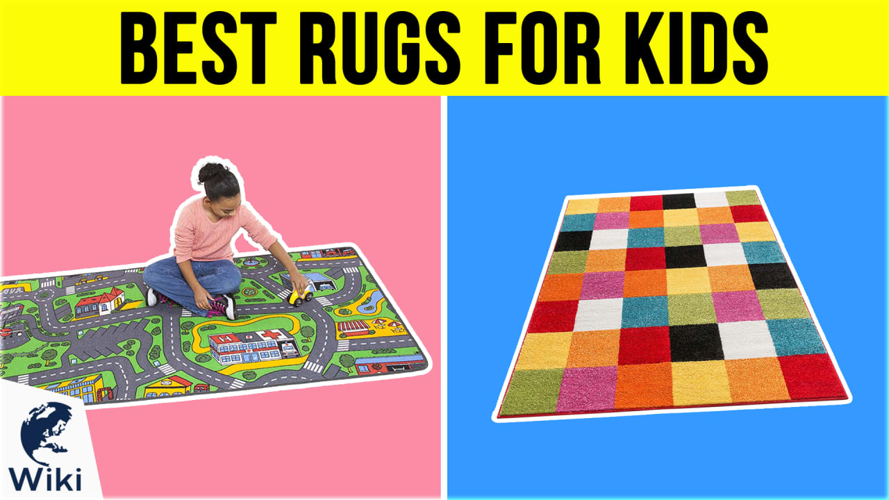 10 Best Rugs For Kids