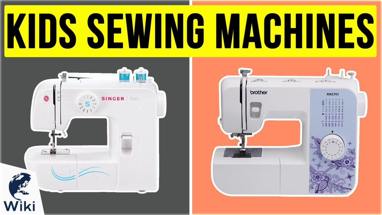 7 Best Kids Sewing Machines