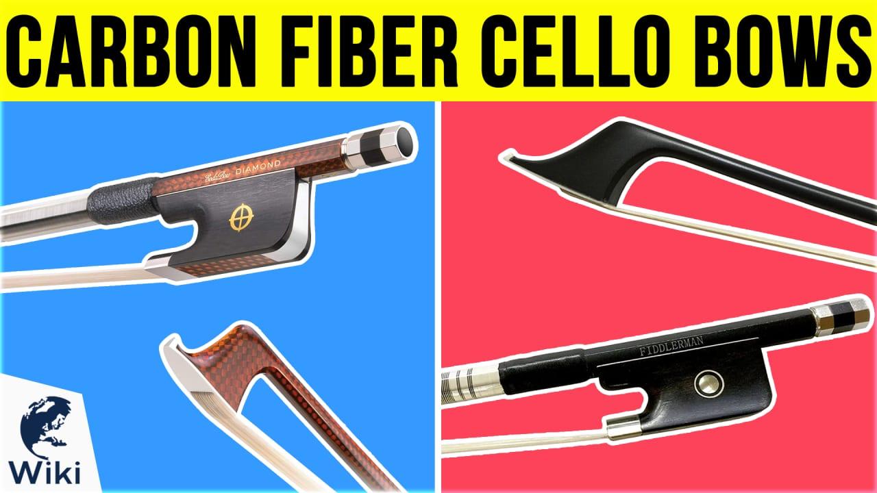 7 Best Carbon Fiber Cello Bows