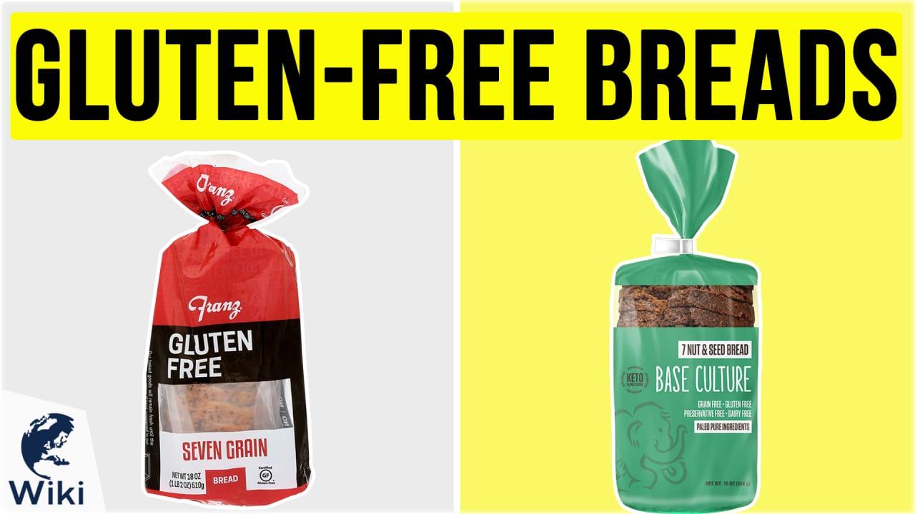 10 Best Gluten-free Breads