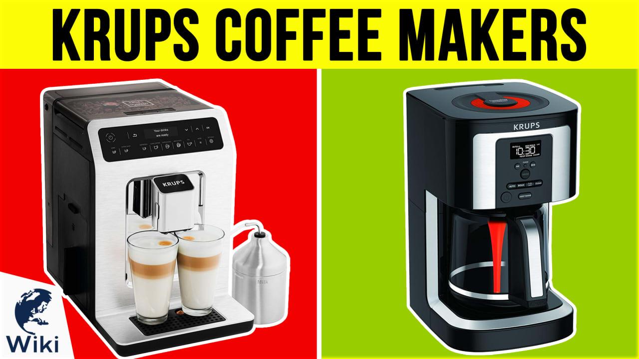 6 Best Krups Coffee Makers