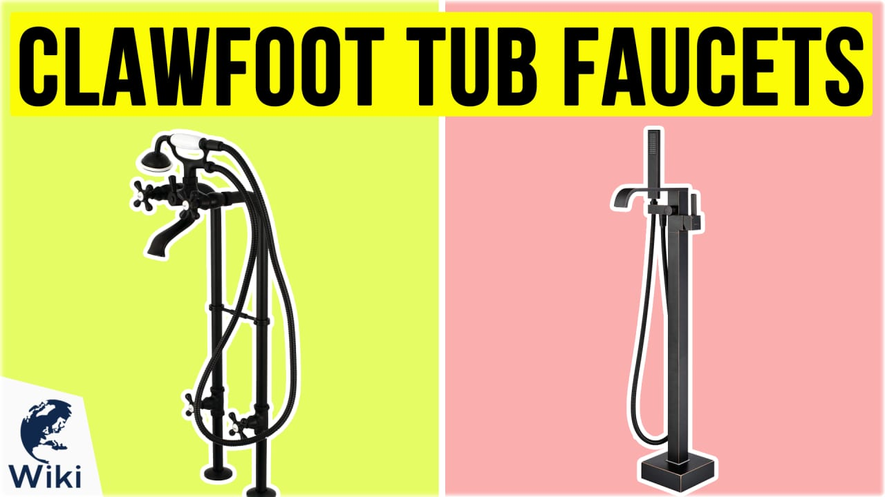 10 Best Clawfoot Tub Faucets