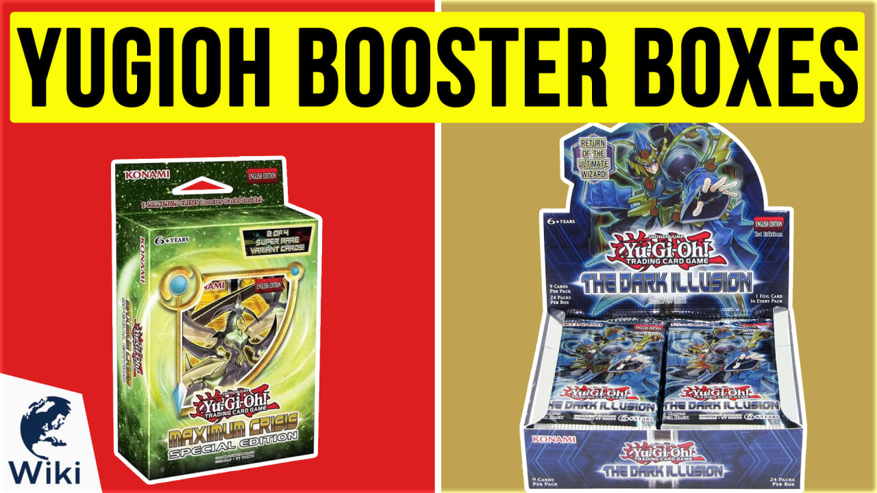 10 Best Yugioh Booster Boxes