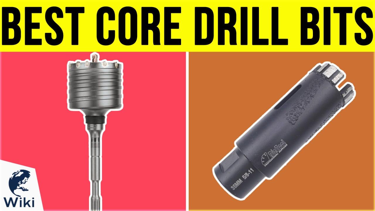 10 Best Core Drill Bits