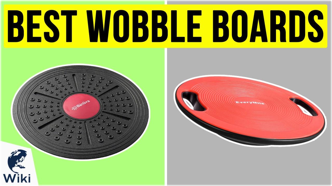 8 Best Wobble Boards