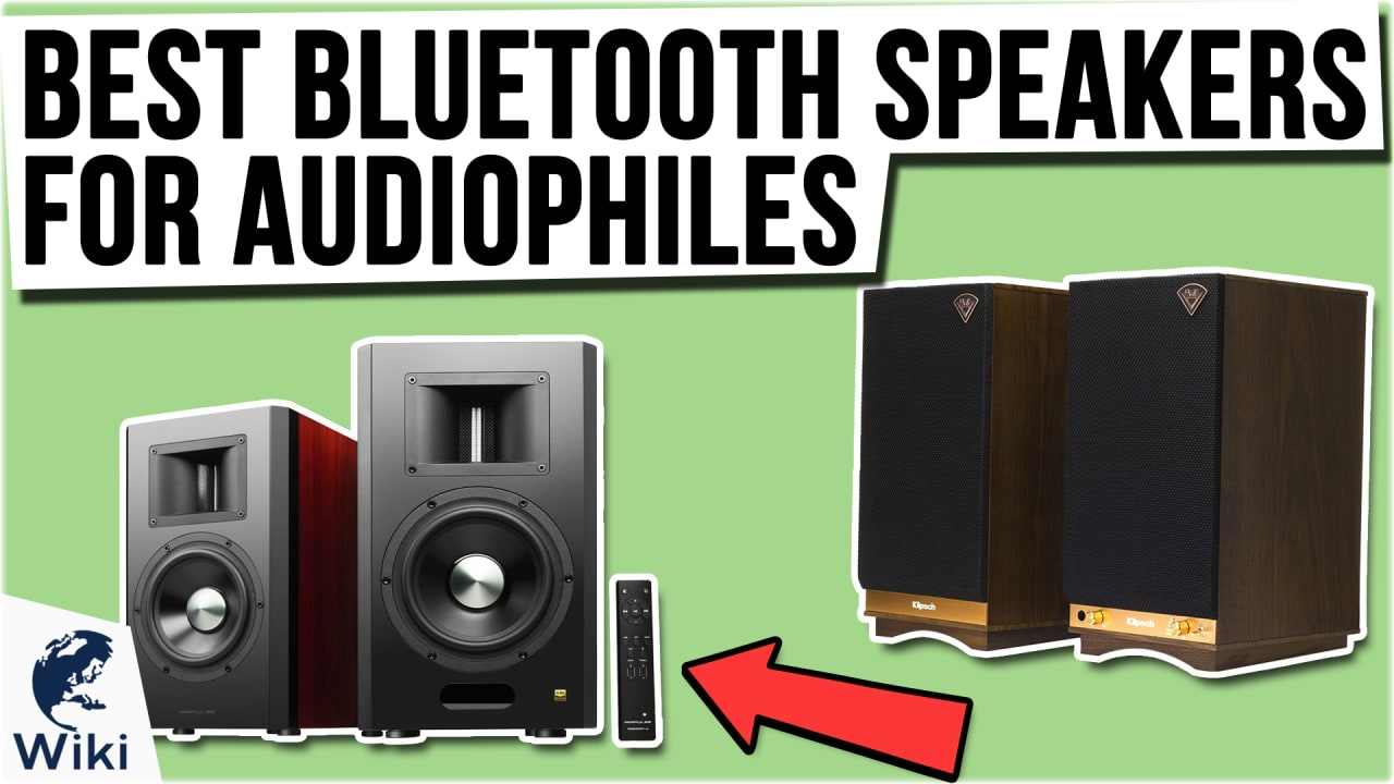 10 Best Bluetooth Speakers For Audiophiles