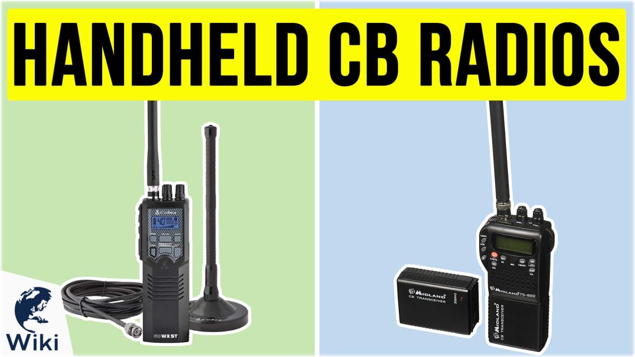 5 Best Handheld CB Radios