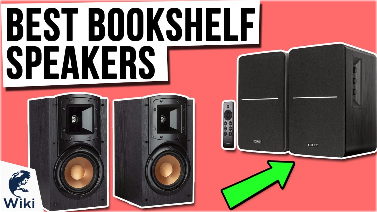 10 Best Bookshelf Speakers