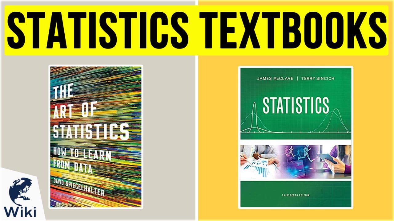 10 Best Statistics Textbooks
