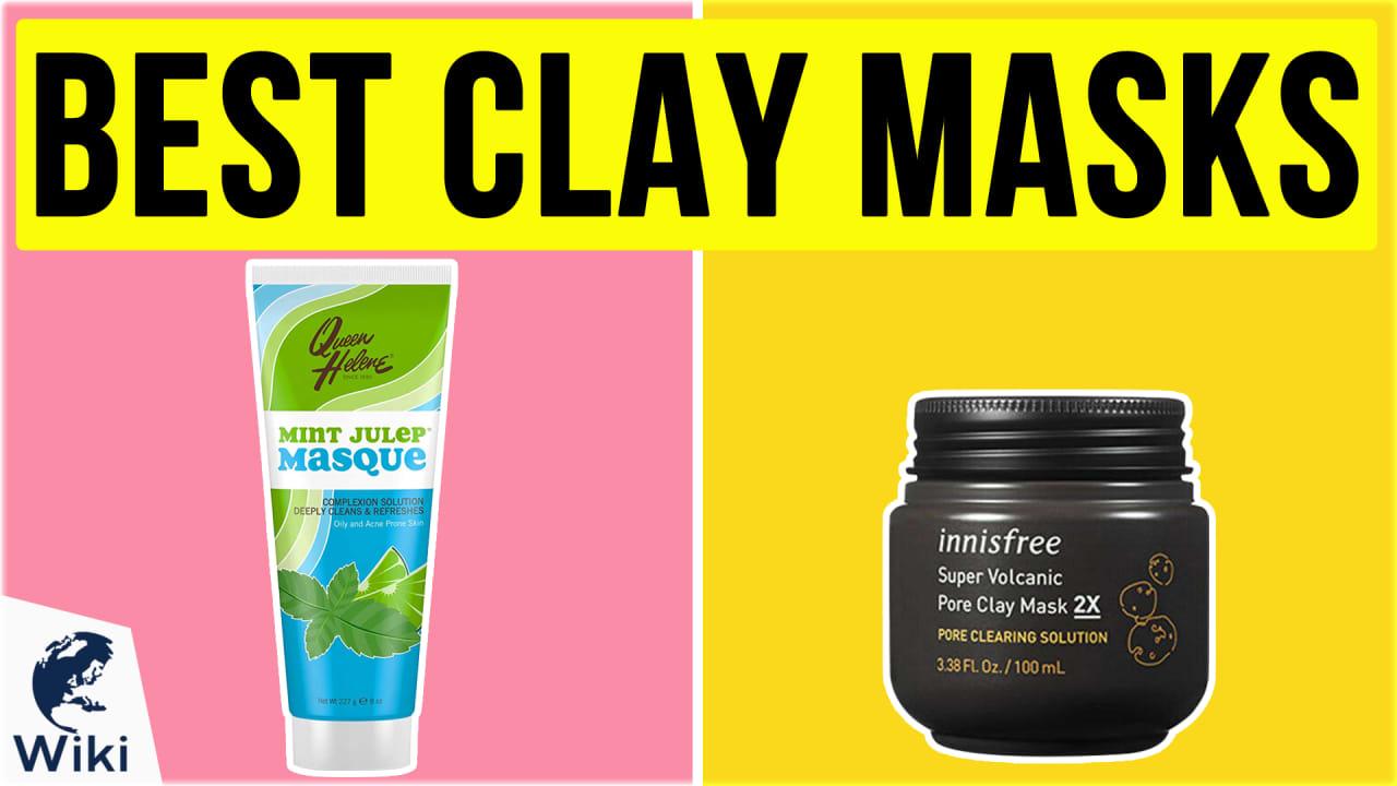 10 Best Clay Masks