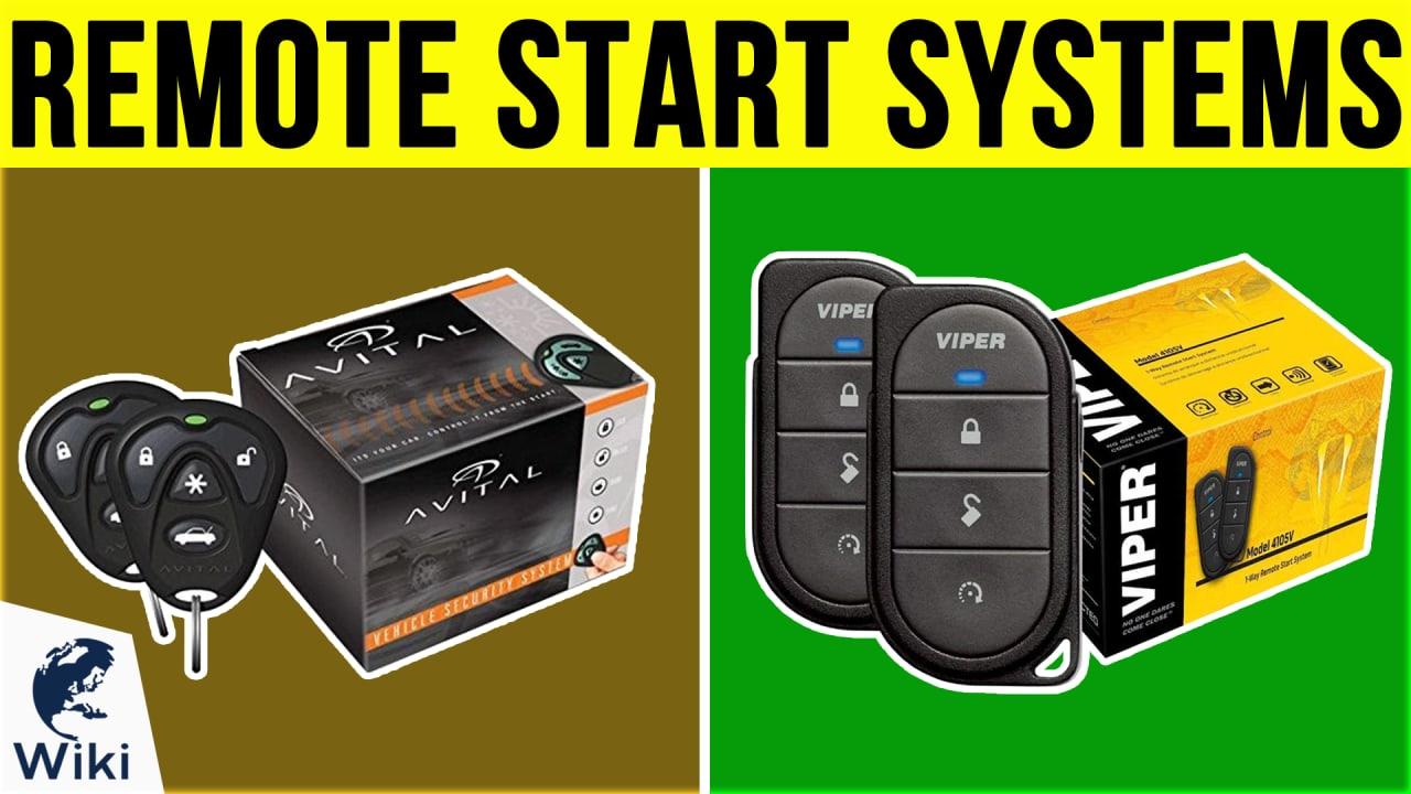 9 Best Remote Start Systems