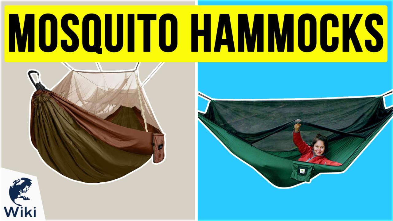 7 Best Mosquito Hammocks