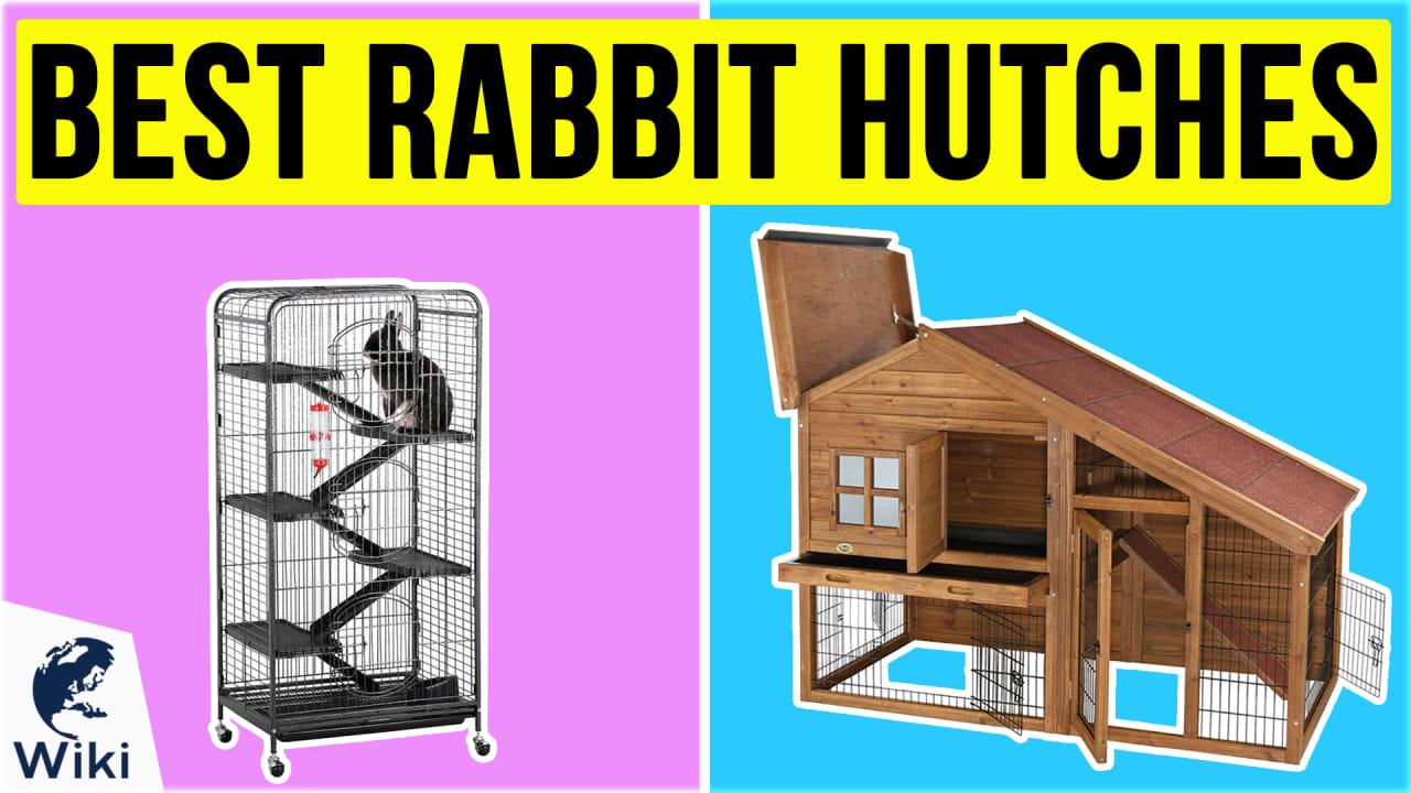 9 Best Rabbit Hutches