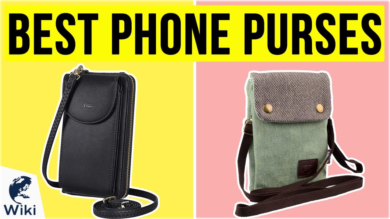 10 Best Phone Purses